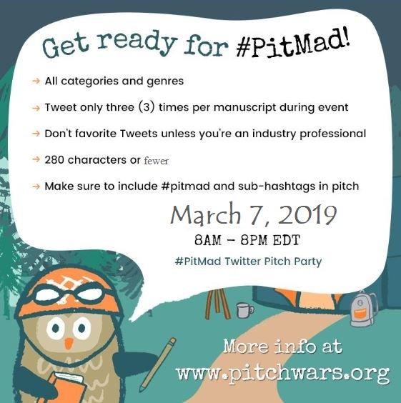 pitmad march 7