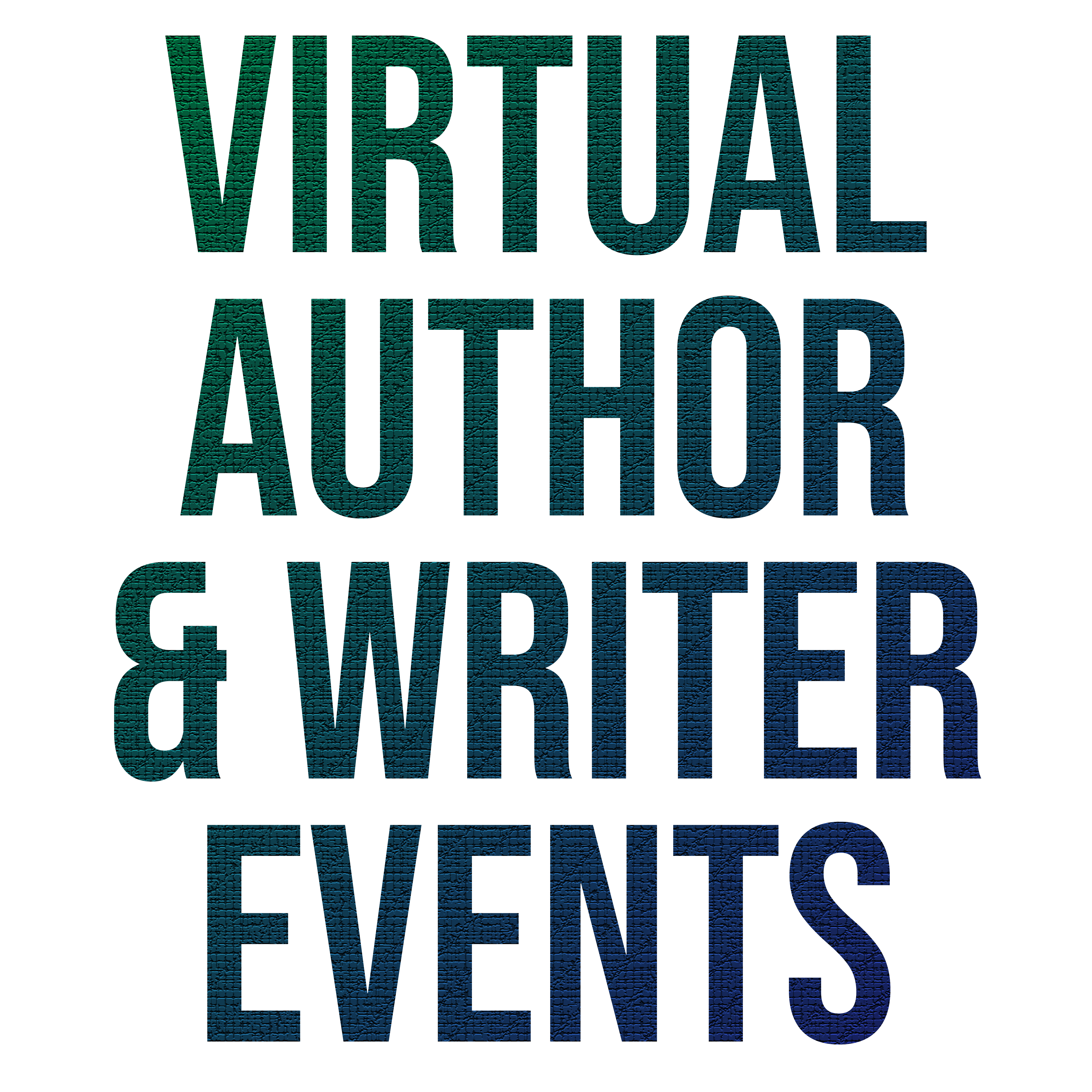 Virtual Author & Writer Events